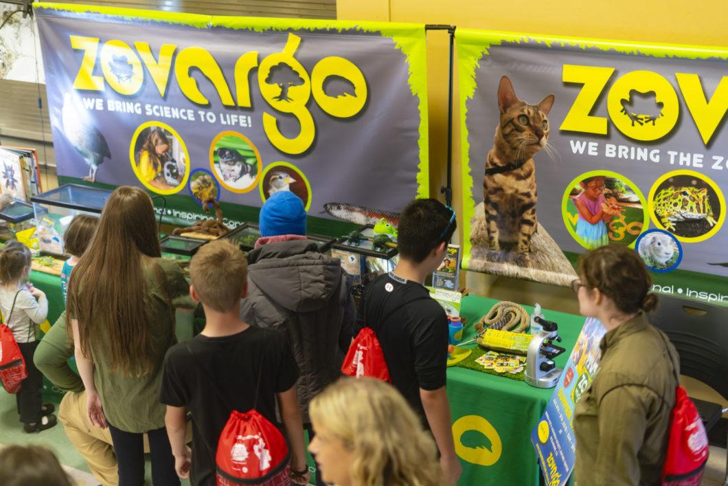 Zovargo community partner