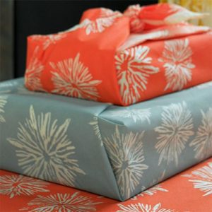 reusable wrapping paper