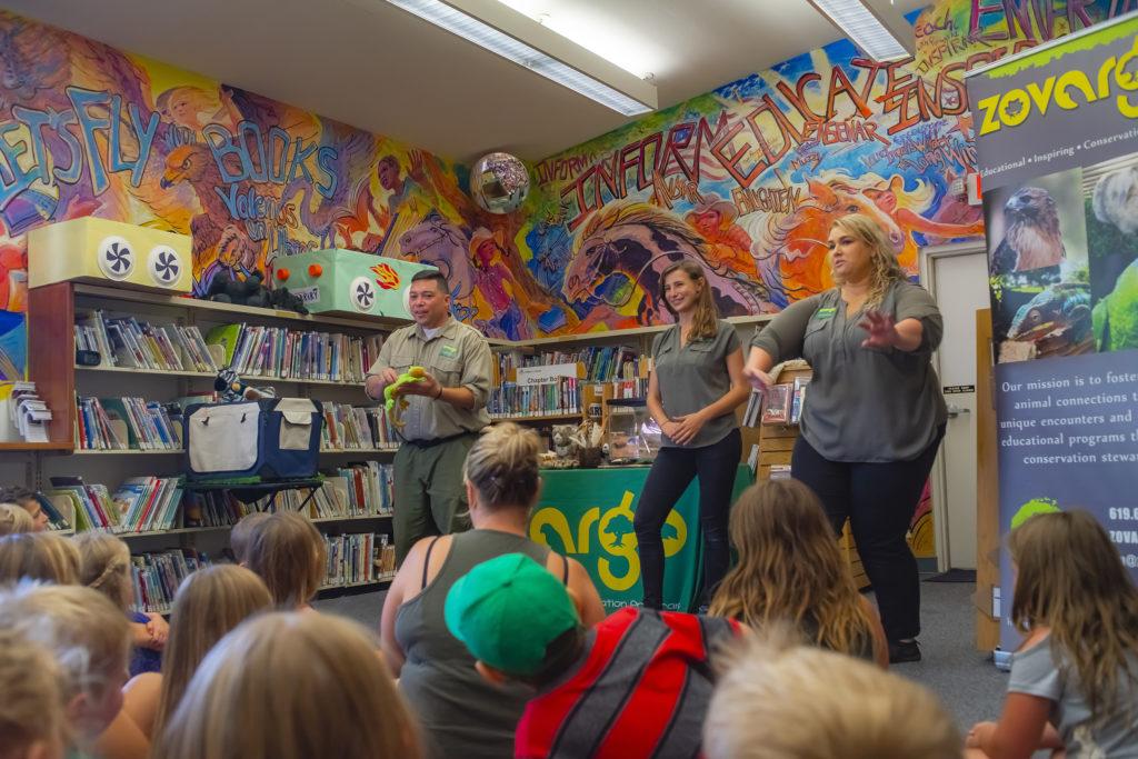 San Diego Library Summer Reading Program